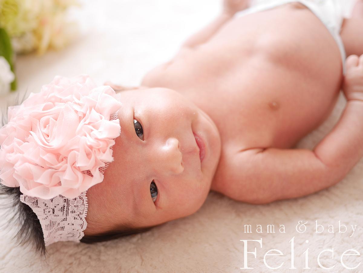 新生児フォト撮影