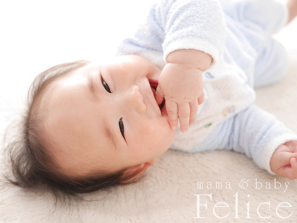 6か月男の子